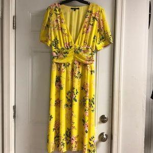 19 Cooper floral print shift dress